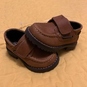 Cat & Jack Baby Boys Size 5 New Dress Shoes Loafer